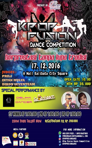 KPop Fusion Dance Competition