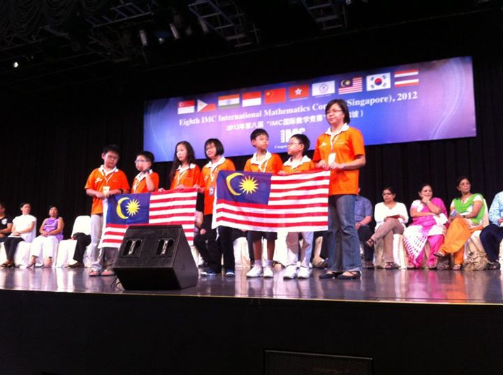 Indonesia Bawa Banyak Piala di Challenge For Future Mathematicians (CFM), Thailand